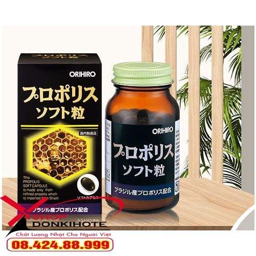 Sữa ong chúa Orihiro của Nhật Bản chính hãng làm đẹp da hiệu quả