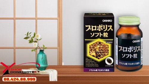 Sữa ong chúa Orihiro Royal Jelly, làm đẹp và tốt cho sức khỏe