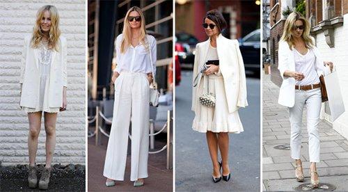Ami vestirti di bianco? Ecco cosa significa