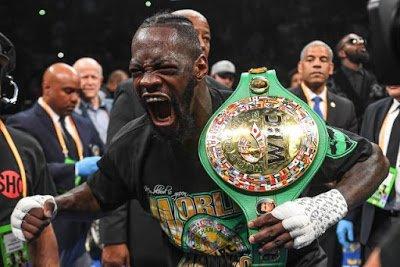 Deontay Wilder Warns Tyson Fury – You've Got To Go Through Me – DopeClics