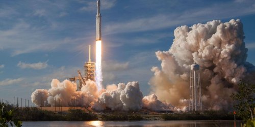 'Welcome to Space Beach': SpaceX Lands 6.5 Acre Long Beach Facility