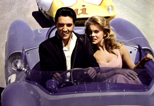 Ann-Margret Shares Memories Of Elvis Presley