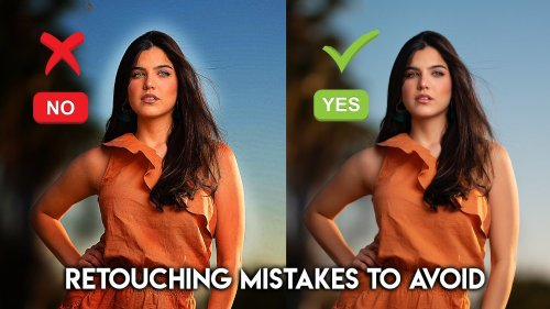 The 5 Worst Portrait Retouching Mistakes