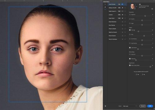 Photoshop's Astounding Neural Filters
