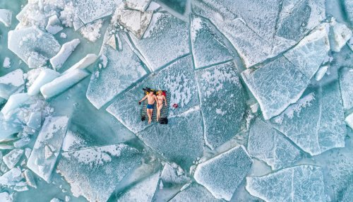 15 Incredible Winners in the 2021 Drone Photo Awards