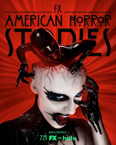 """Full Trailer and New Poster for AMERICAN HORROR STORIES Features """"Rubber Woman"""""""