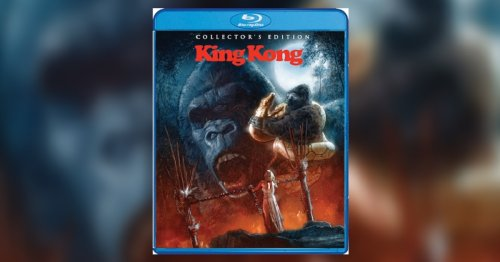 KING KONG (1976) Blu-ray Review - Fans, This is the Big One