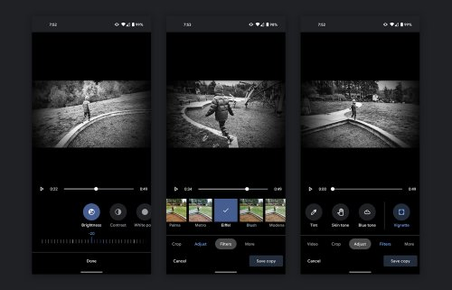 Sweet New Google Photos Video Editor is Here