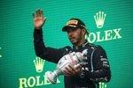 Nach Coronainfektion: Hamilton klagt über gesundheitliche Probleme