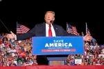 Donald Trump will wieder an die Macht