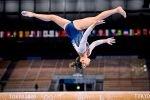 Vor Biles' Augen: US-Teamkollegin Lee turnte zu Mehrkampf-Gold
