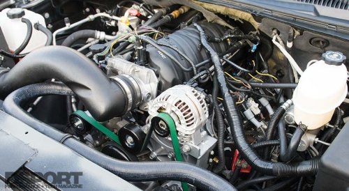 Power Tech   New Engine Oil System Priming