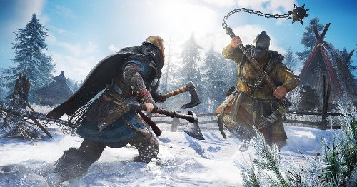 The best weapons in Assassin's Creed Valhalla