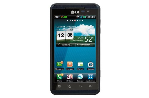 LG Thrill 4G Review