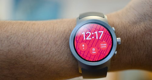 LG Watch Sport (Android Wear 2.0) review