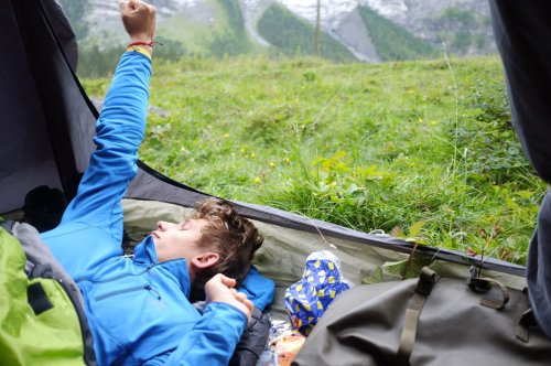 10 Tips for Staying Warm in Your Tent in Cold Weather