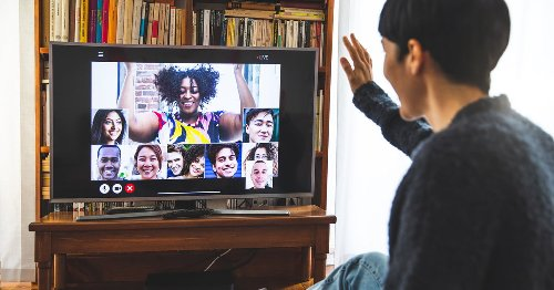 Nine ways to make video calls on your TV