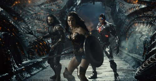 Let's Talk About Zack Snyder's Cut of 'Justice League'