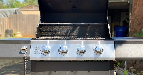 GRILLING cover image