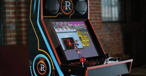 iiRcade review: A high-quality home arcade system that's still growing