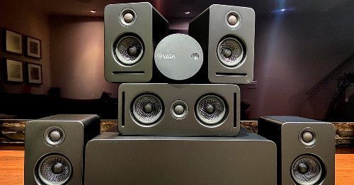 Hands-on with a WiSA wireless home theater system