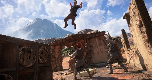 The PS4 games with the best graphics
