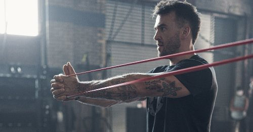 The Best Resistance Band Workouts for Men in 2021 | The Manual