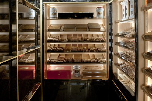 Europe's Largest Cigar Collection Is a Feast for the Senses. Here's Why