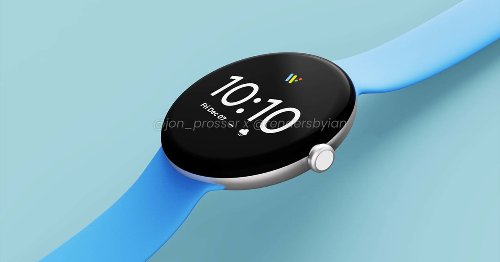 This could be our first look at the Google Pixel Watch