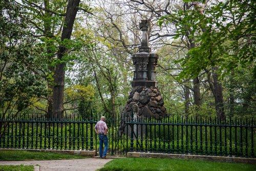 Hidden Toronto: John Howard's tomb