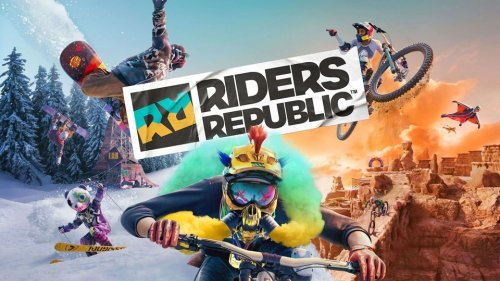 Is Riders Republic on Xbox Game Pass?