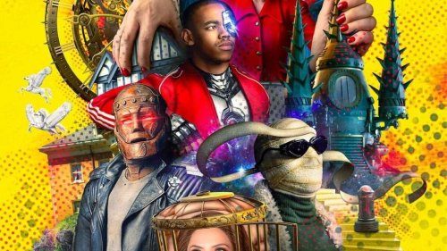 What Time Does Doom Patrol Season 3 Come Out on HBO Max?