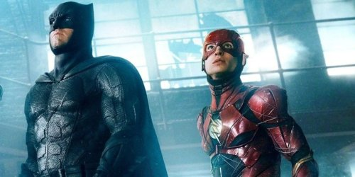 The Flash: Behind-the-Scenes Look at Batman's Glasgow Filming Location