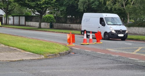 Drivers urged to take care as South Dublin road closed for two weeks
