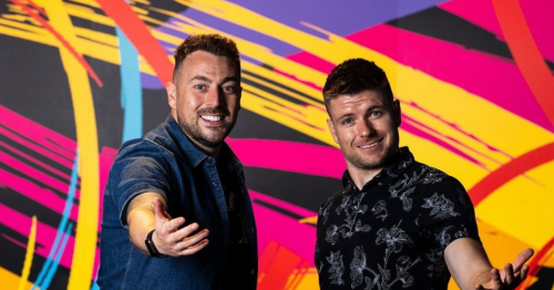 The 2 Johnnies announce 3Arena gig marking the 200th episode of their podcast