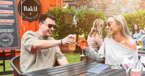 Popular south pub back from the dead with fantastic new food yard