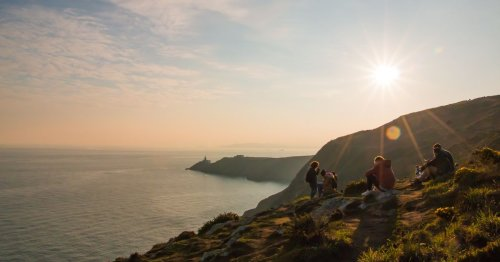 What to expect when taking on the Howth Cliff Walk
