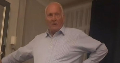 Dublin grandad 'won't be able to walk down the street' after TikTok goes viral