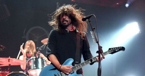 Foo Fighters to launch brand new exclusive documentary show on Dublin station