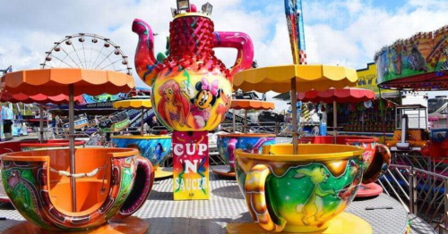 Fundamania: Carnival rides to arrive at Dublin shopping centre this weekend
