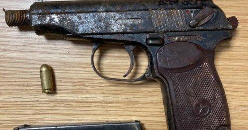 Armed gardai foil shooting of burglary gang associate in west Dublin chase