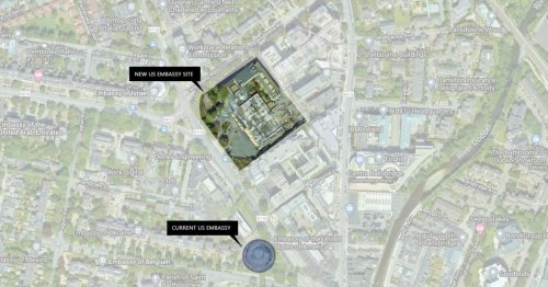 Site acquired for swanky brand new US Embassy in south Dublin