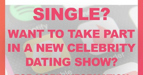 Mystery new RTE celebrity dating show seeks Dublin contestants