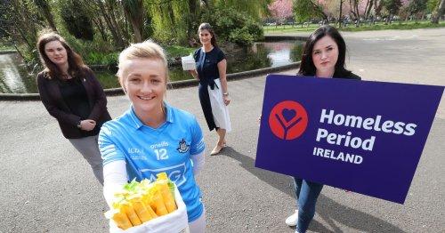 Dublin GAA superstar praises Lidl's period poverty initiative