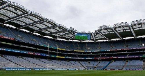 Joy for GAA fans as crowd of 40,000 can attend All-Ireland finals in Croke Park