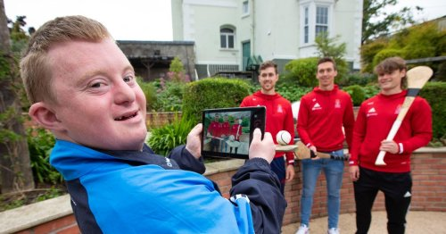Huawei donate 50 tablets to St John of God's services as part of new Cuala deal
