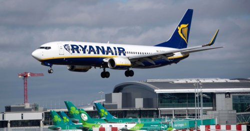Ryanair launch rescue fare sale for cancelled Aer Lingus Dublin Airport flights