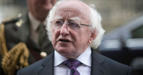 RTE viewers talking about President Higgins' moving interview