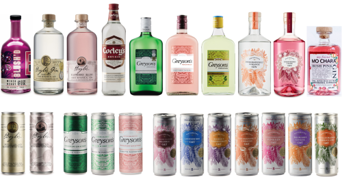World Gin Day recipe for Aldi's cocktail tipple named one of the best in world
