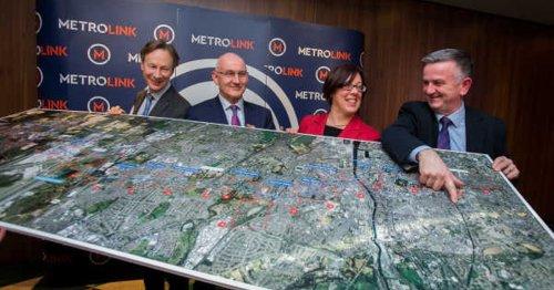 Dublin MetroLink delays slammed as 'unacceptable'